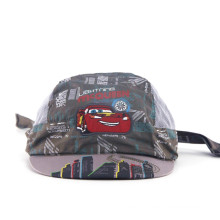 Fashion Print Kids Baby Flap Caps